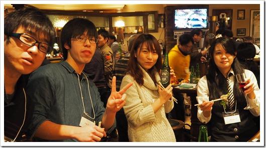 03_卒業する4年生達
